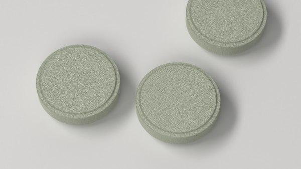 3D medicine pill 4