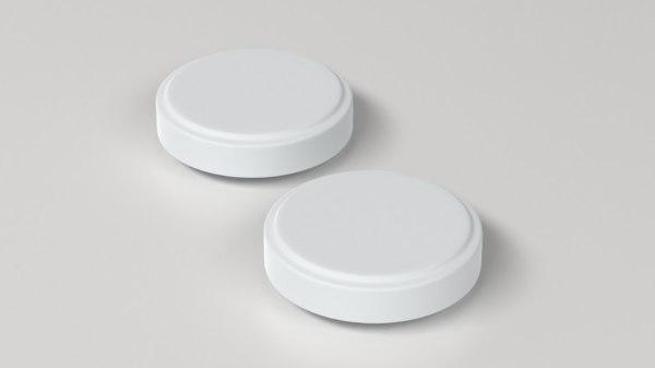 medicine pill 5 3D