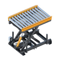 3D - industrial lift model