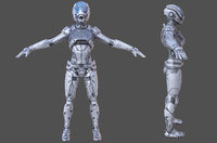 3D model artificial intelligence ai