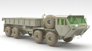 military 3D model