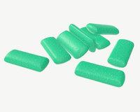 3D model gum chewing