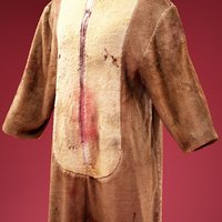Cosplay Bloody Bear Costume