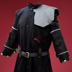 clothing avatars outfits 3D