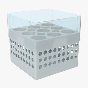 eppendorf storage box 5 inch model