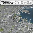 Yokohama - city and surroundings