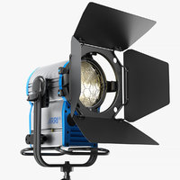 arri true blue d-series 3D model