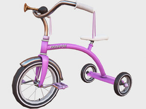 tricycle 3D