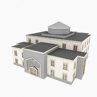 modern place worship model