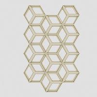 Hexagon Panel