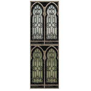 3D mosque window model