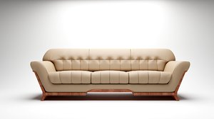 furniture couch model