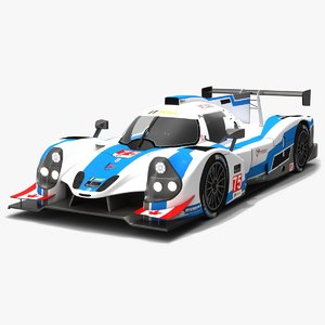 performance tech motorsports imsa 3D