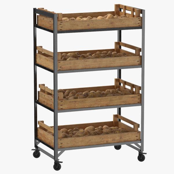 retail shelf 02 01 model