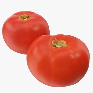 tomatoes 03-04 hi polys 3D model