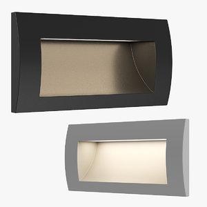 3D model 38357x estra lightstar led