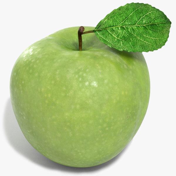 apple green 2 model