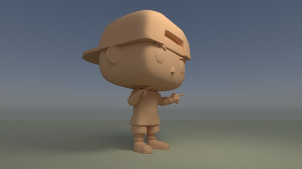 3D custom pop boy snapback