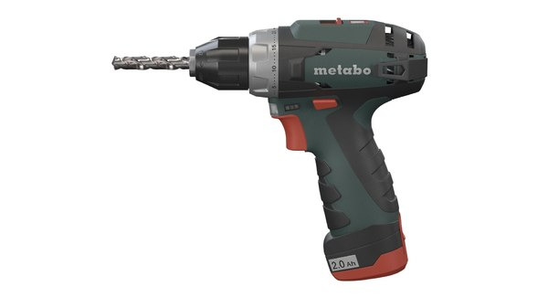 metabo powermaxx bs 3D model