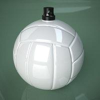 3D Printable Soccer Classic Ball Ornament model