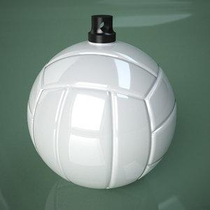 3D printable soccer ball classic
