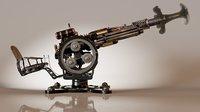 TKs Redeemer Steam Gun