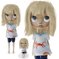3D blythe doll model