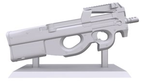 3D print fn weapon