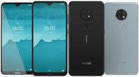 Nokia 6.2 Black & Ice