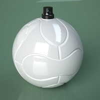 Printable Soccer Team Ball Ornament