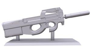 print fn 3D model