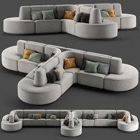 HMD INTERIORS Bistro Sofa2