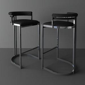3D 111660 bar stool dante