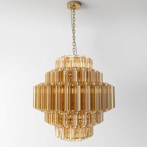 chandelier eichholtz vittoria 3D model