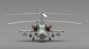 helicopter aircraft vehicle model