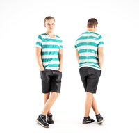 3D human man casual style