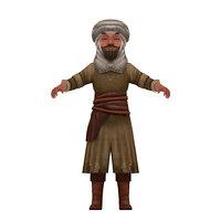 man in a turban