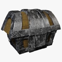 old chest model