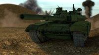 Russian T-90 Main Battle Tank