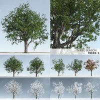 Three Season Trees 2 (+GrowFX)
