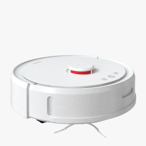 3D robot xiaomi mi roborock