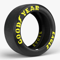 goodyear eagle tire obj