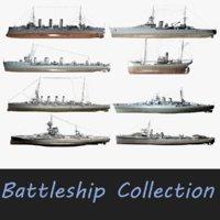 Collection Battleship