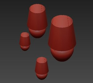 3D naxos vetreria vistosi