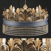 grand tour chandelier 3D model
