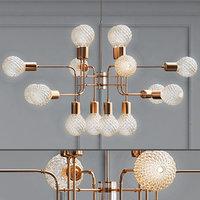 chandelier lighting lamp model