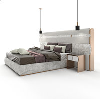 Luxury italian bed by Juliettesinteriors