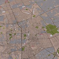 3D riyadh city data