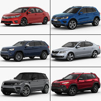 3D car vol 1 2014-15 model