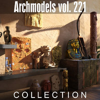 3D archmodels vol 221